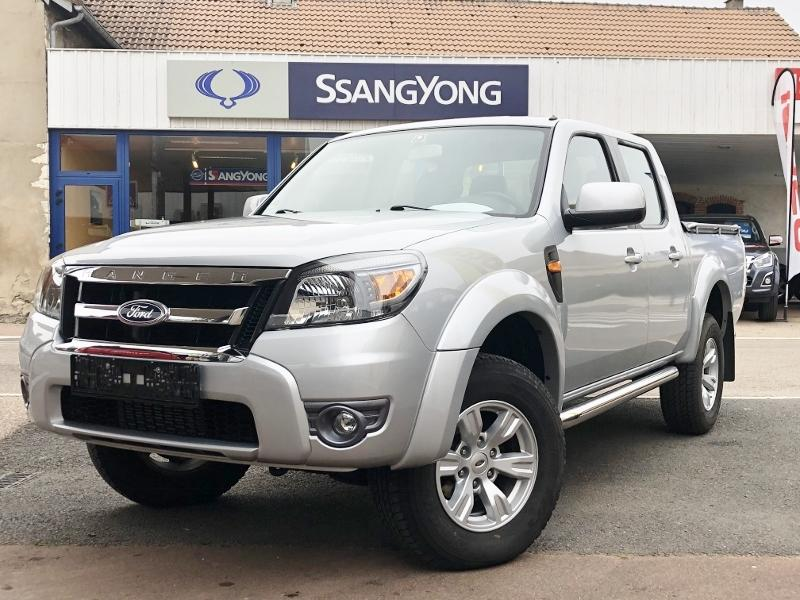CLDA automobiles Ford  2,5 L TDCI Double Cabine XLT 143ch