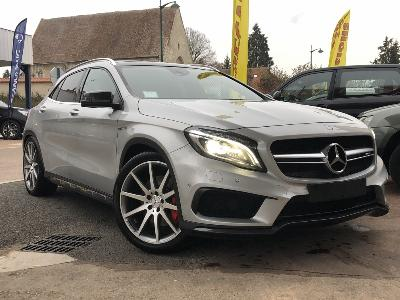 clda auto MERCEDES  4MATIC SPEEDSHIFT DCT 360 ch
