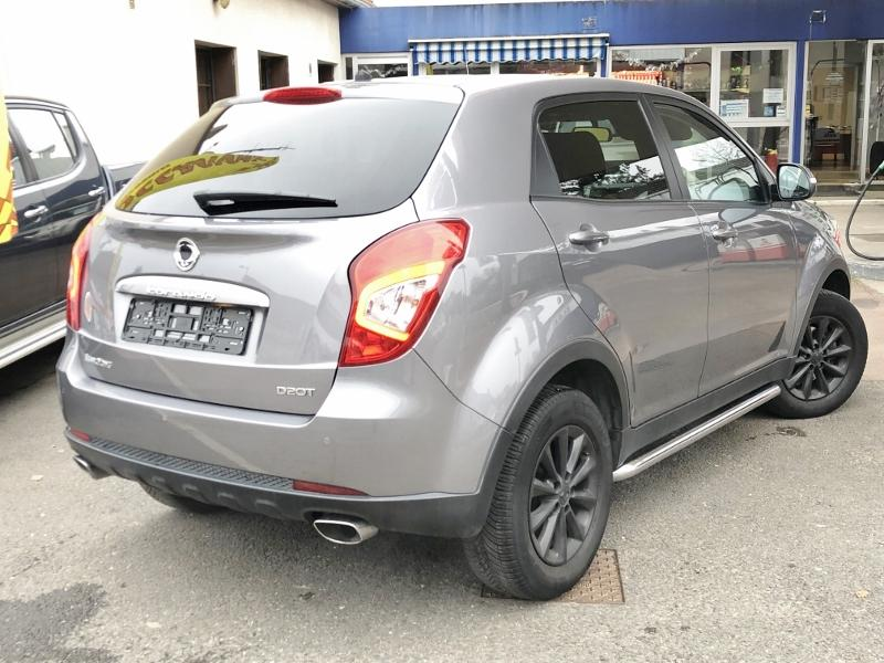 CLDA automobiles SSANGYONG  2,0L e-XDI 149 ch CRYSTAL