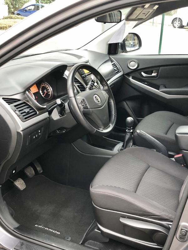 CLDA automobiles SSANGYONG  2,0L e-XDI 149 ch CRYSTAL