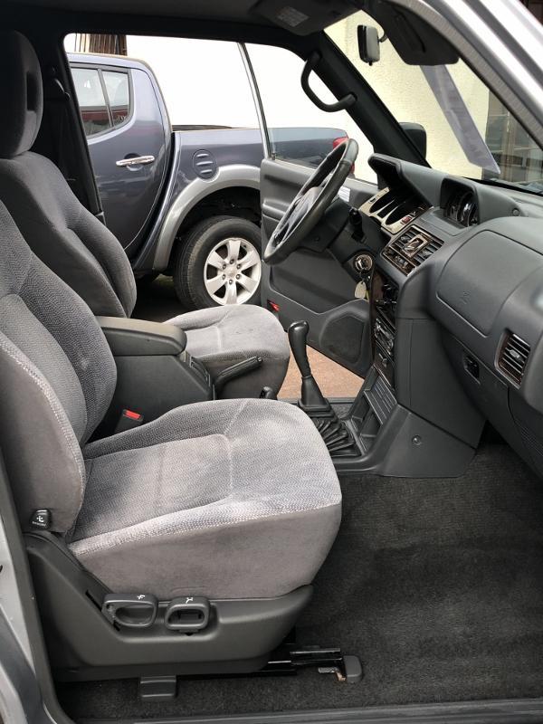 CLDA automobiles MITSUBISHI  2,5L TDI 3 portes CLASSIC