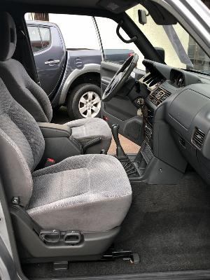 clda auto MITSUBISHI  2,5L TDI 3 portes CLASSIC